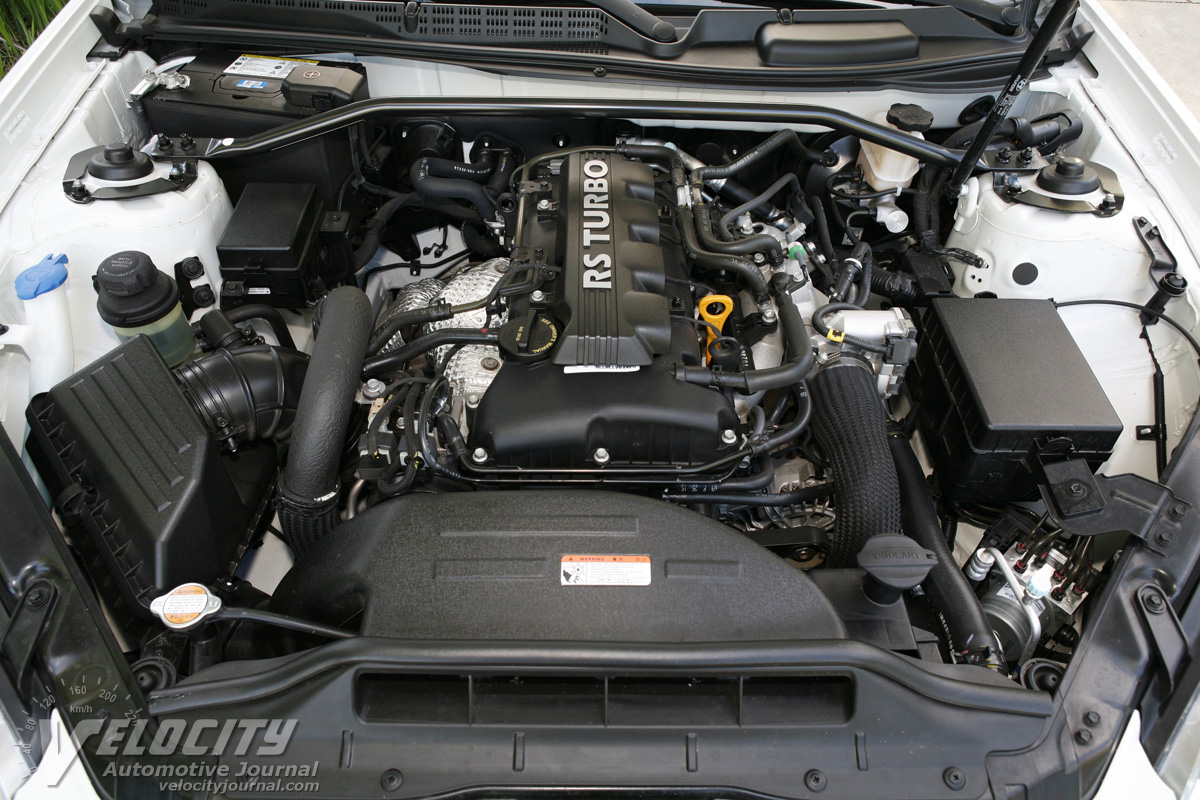 High Quality 2010 Hyundai Genesis Coupe 2.0T Track Engine