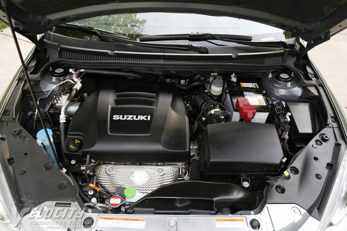 2010 Suzuki Kizashi SE AWD Engine