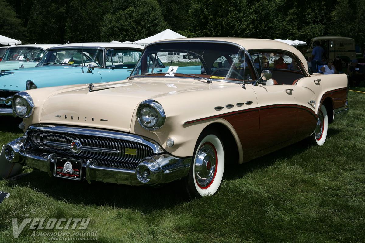 1957 Buick Century 4d Riviera