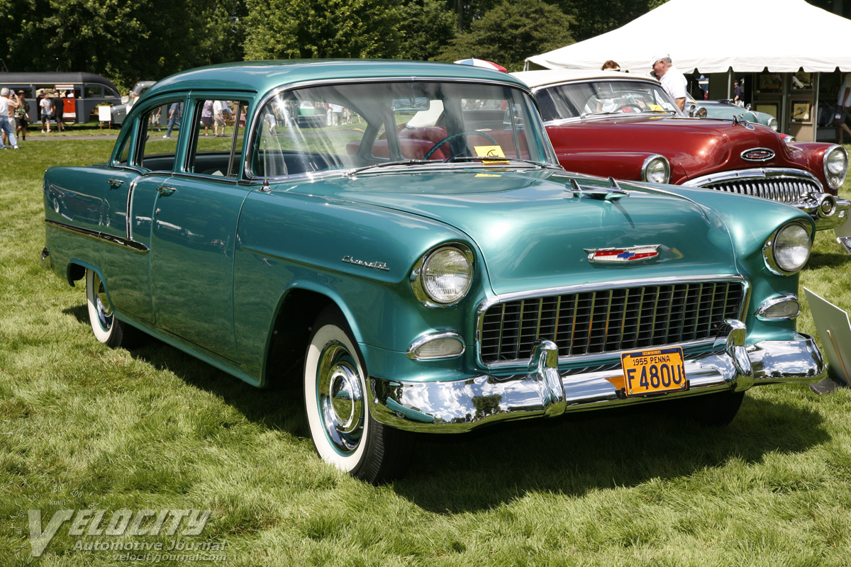 1955 Chevrolet Two-Ten 4d
