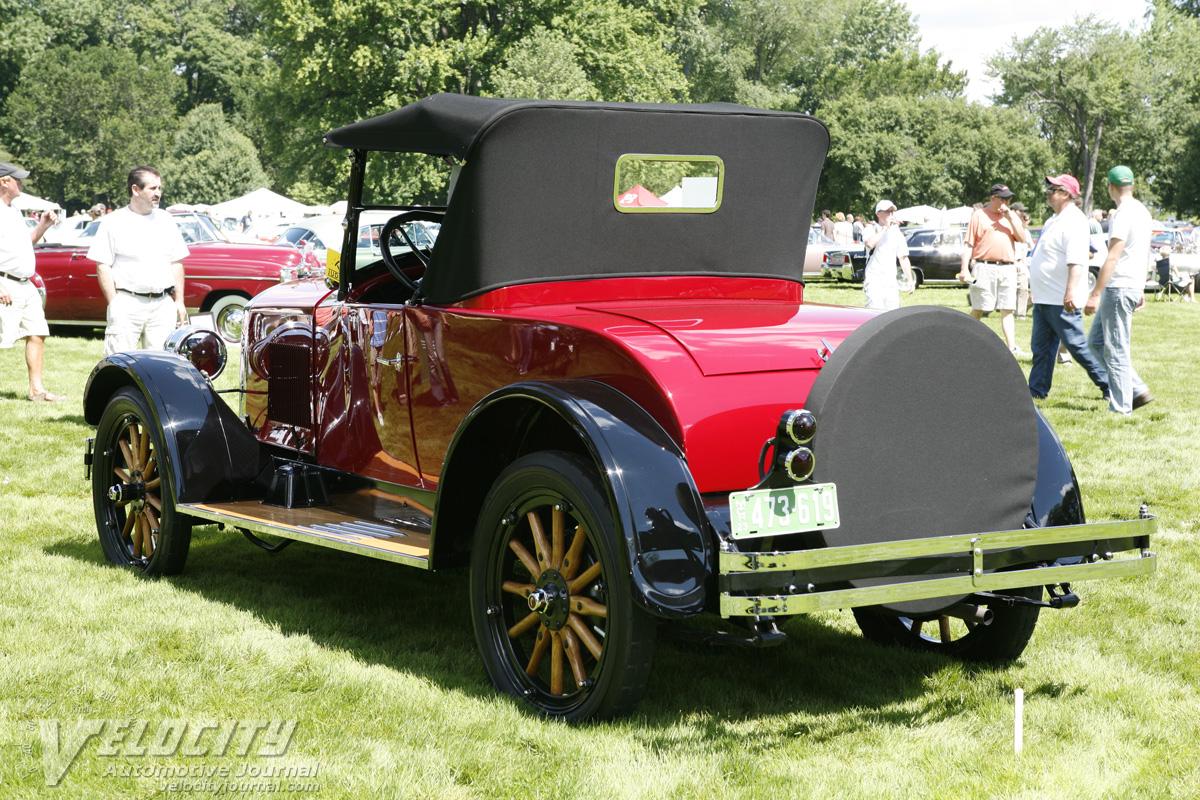 1923 Jewett Six Roadster