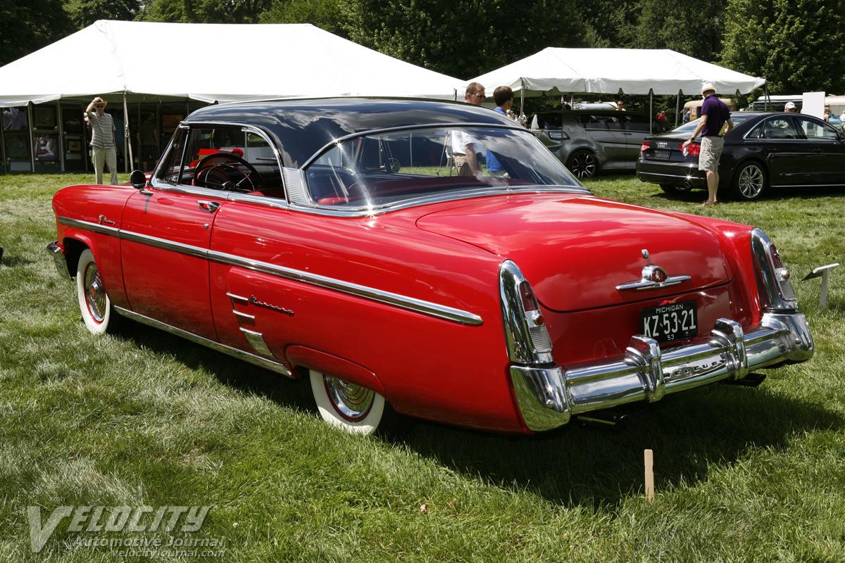 Picture Of 1953 Mercury Monterey