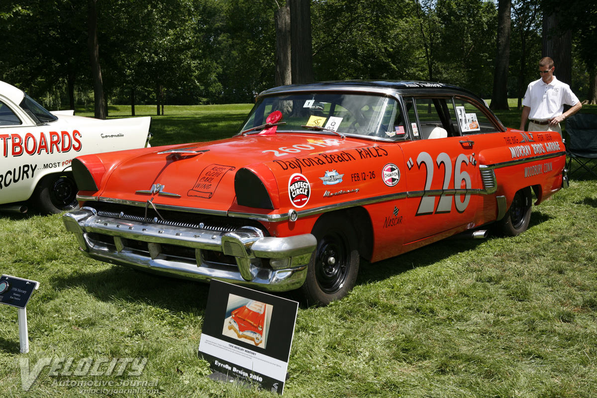1956 Mercury Monterey Stock Car information