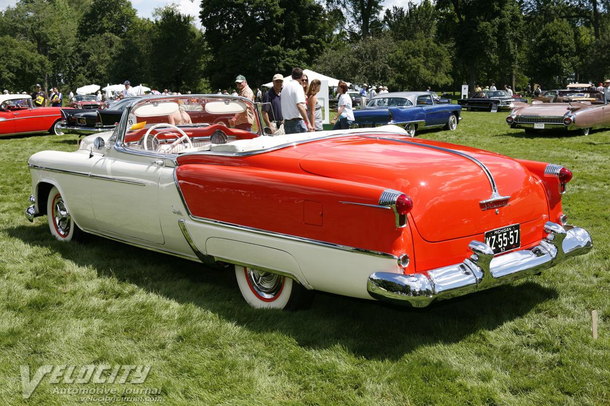 1953 Oldsmobile 98 Fiesta convertible