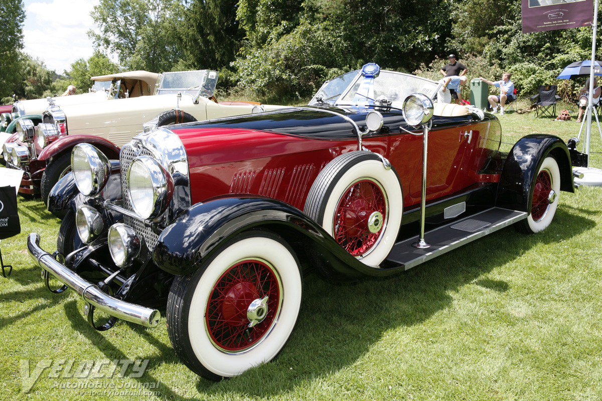 1929 Auburn 120 Speedster