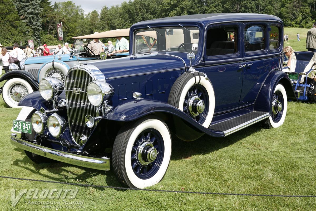 1932 Buick Series 60 4d Sedan