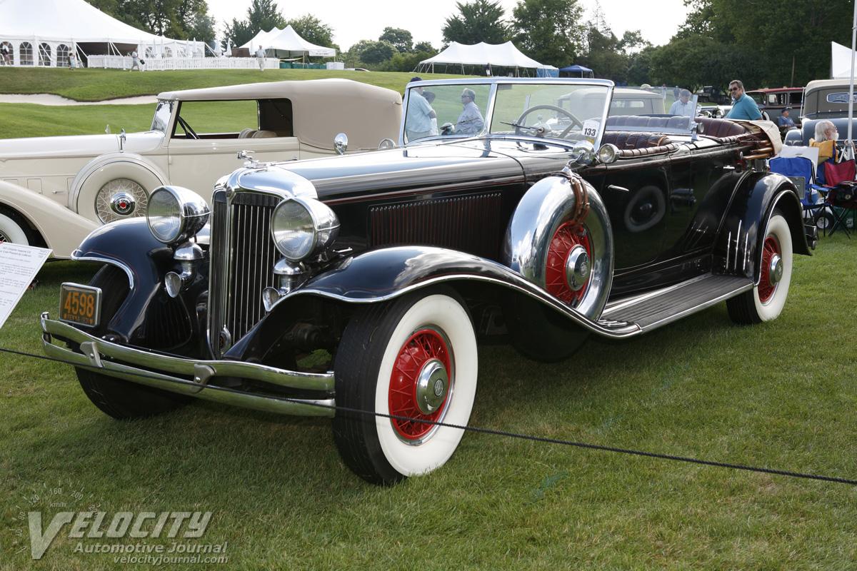 1931 Chrysler Imperial - CG Dual Cowl Phaeton by LeBaron
