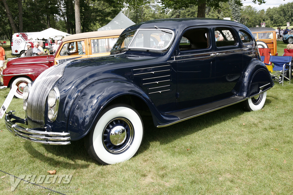 1934 Chrysler Airflow sedan