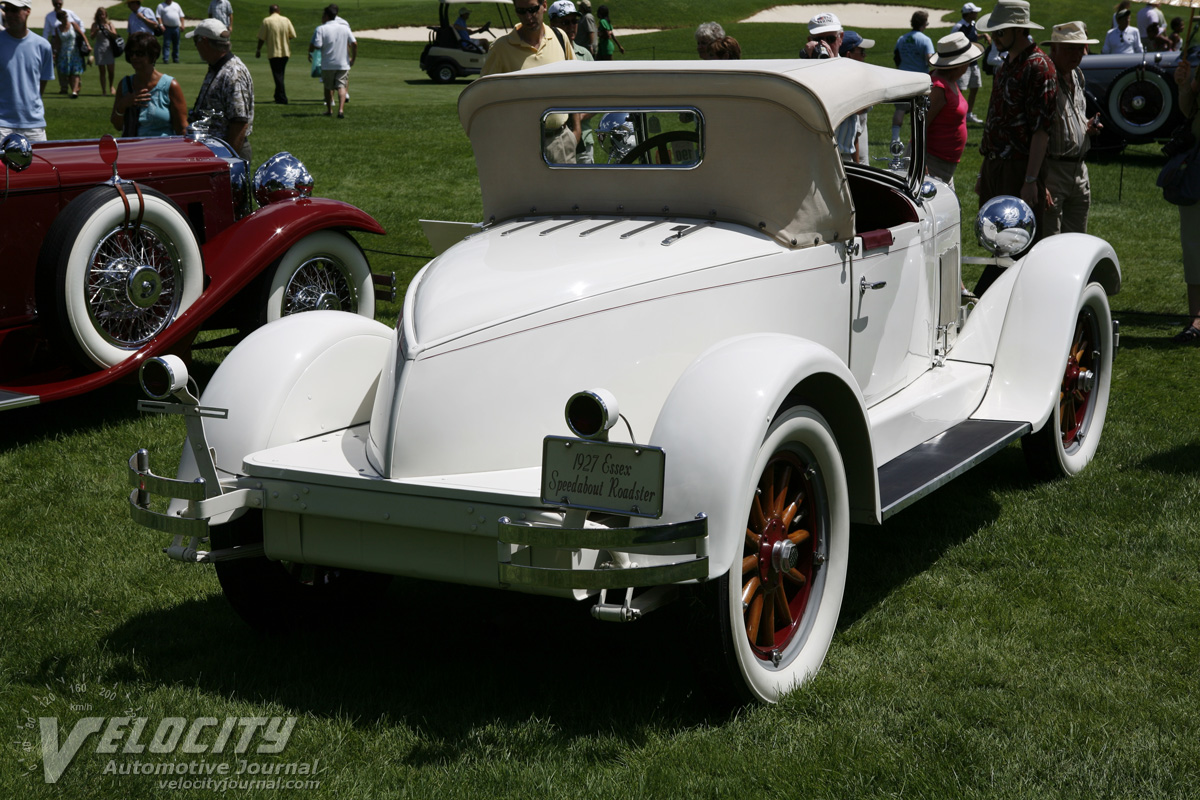 1926 Essex Super Six Speedabout
