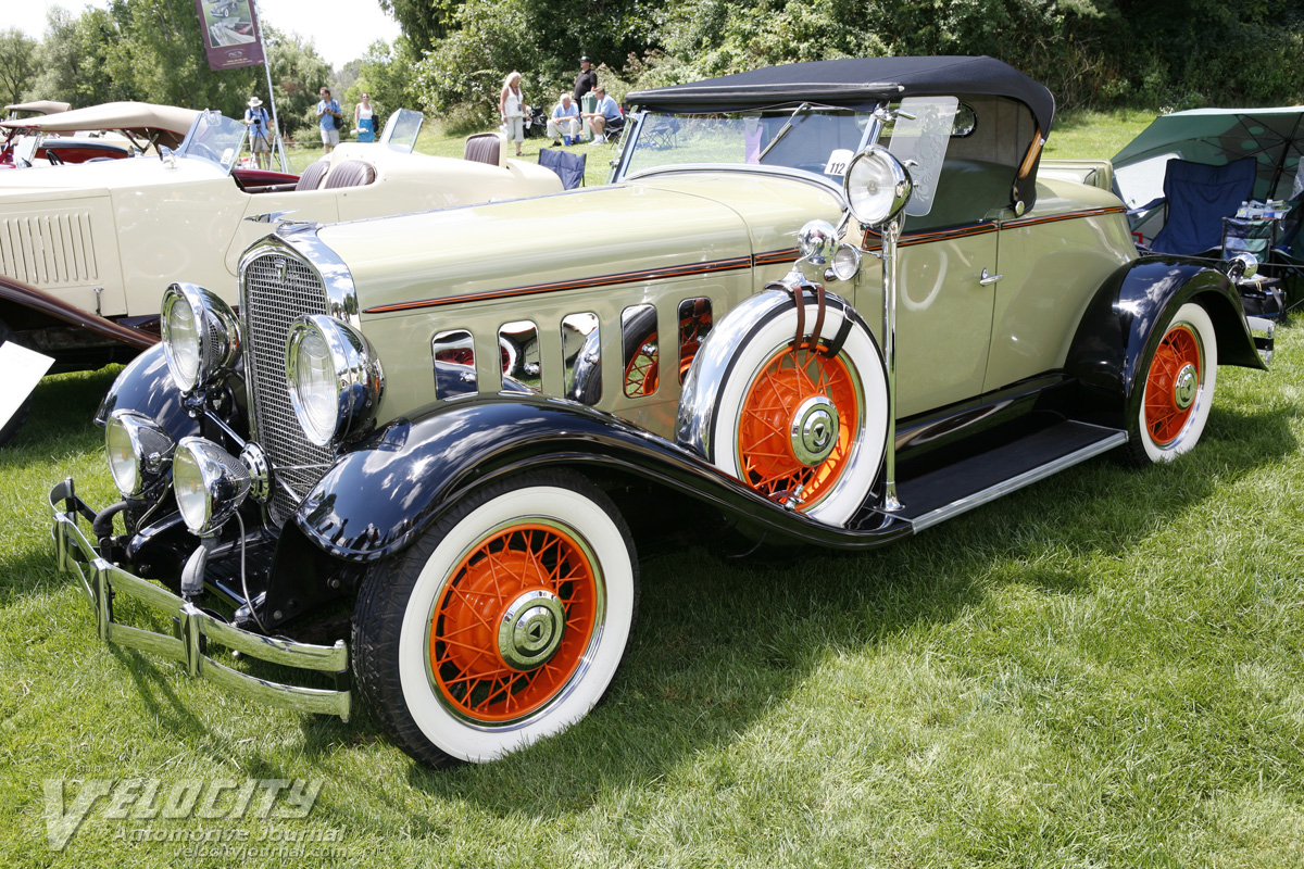 1931 Hudson Series T Sport Roadster