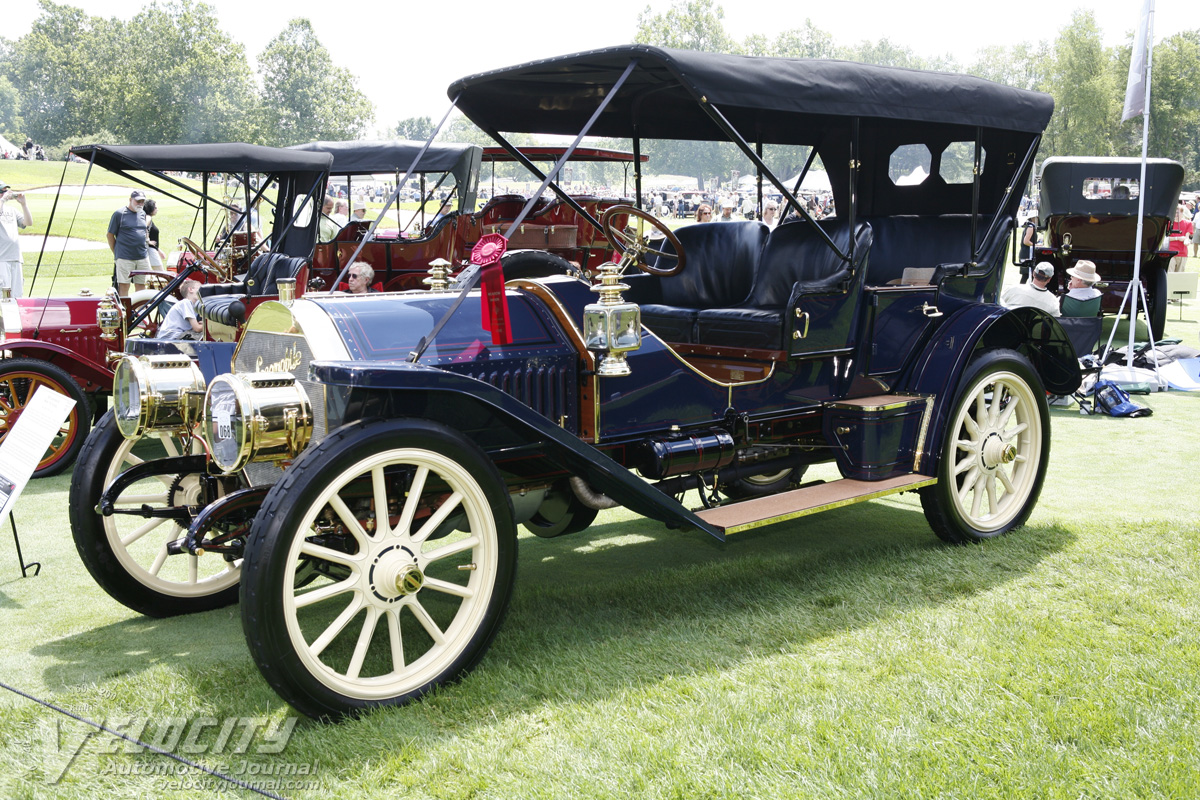 1909 Locomobile Model 40 Toy Tonneau