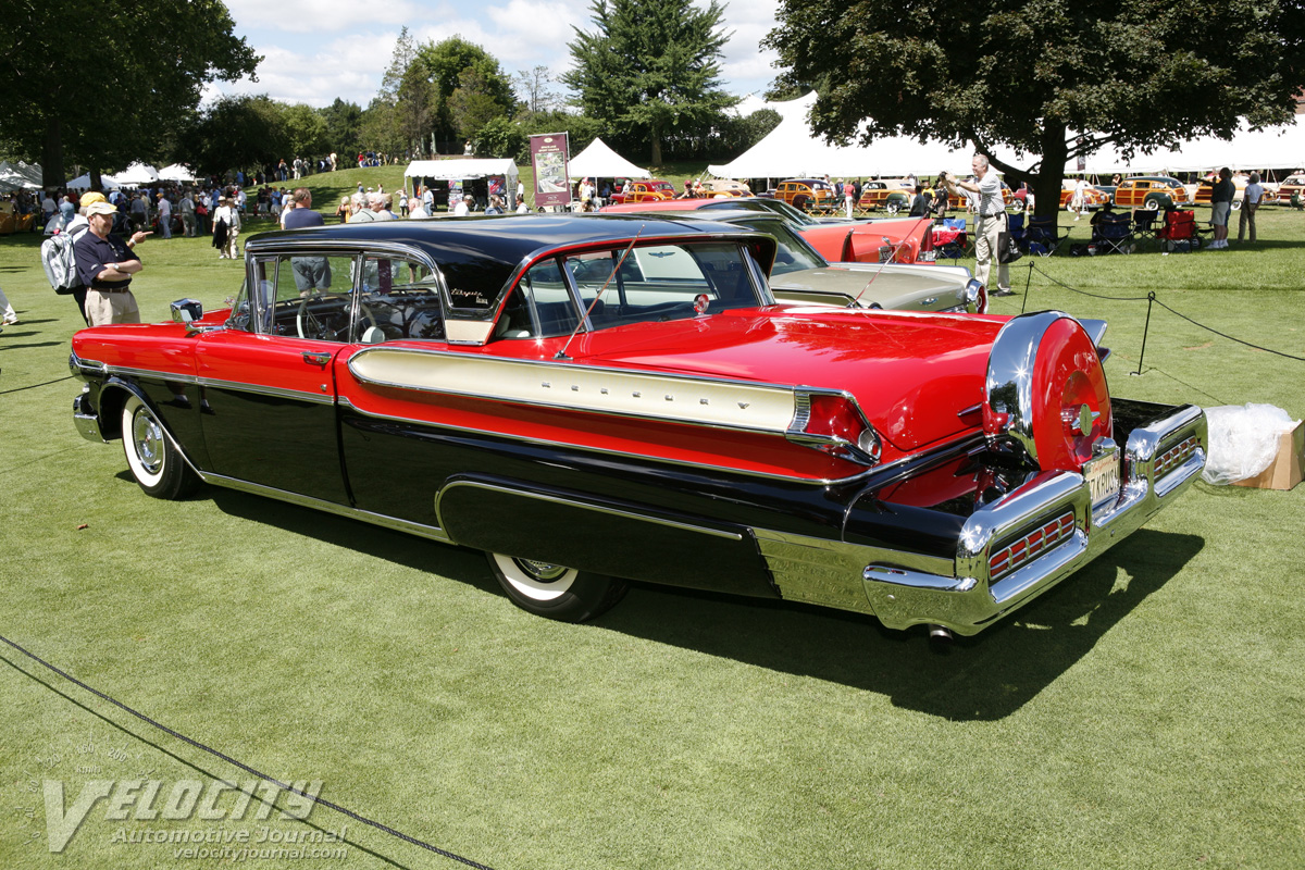 Iola Car Show 2018 >> 1957 Mercury Turnpike Cruiser pictures