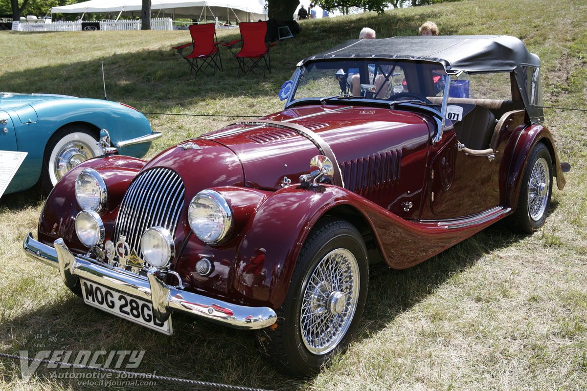 1964 Morgan Plus 4 4-seater