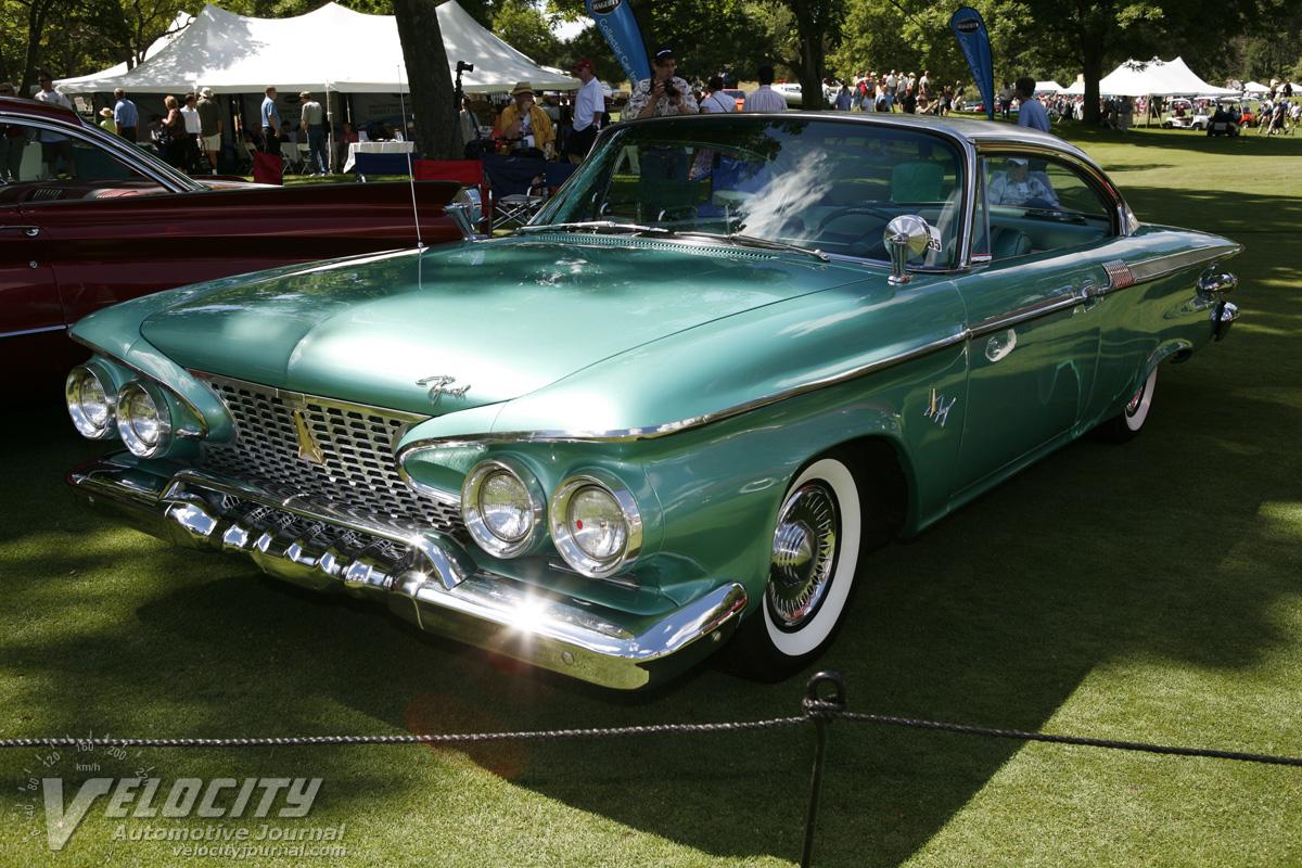 1961 Plymouth Models 1960 Savoy Sedan Fury