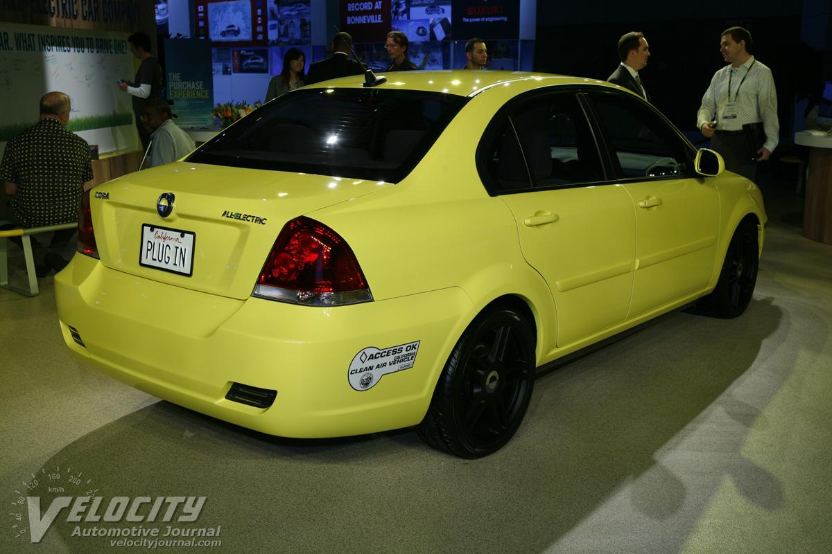 2011 Coda Automotive Coda