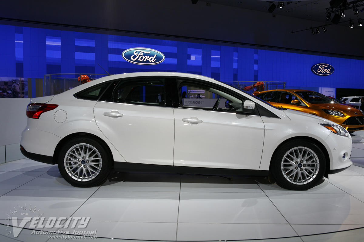2012 Ford Focus Sedan