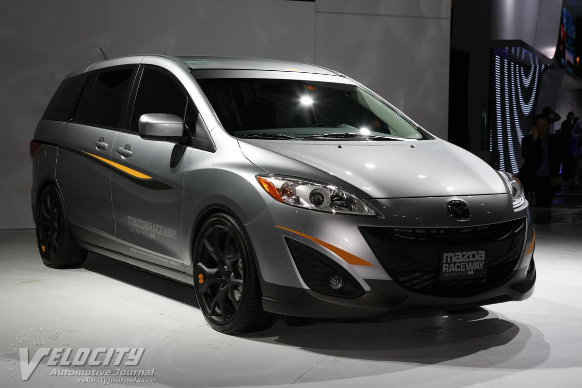 2010 Mazda Mazda5 Race Support Vehicle