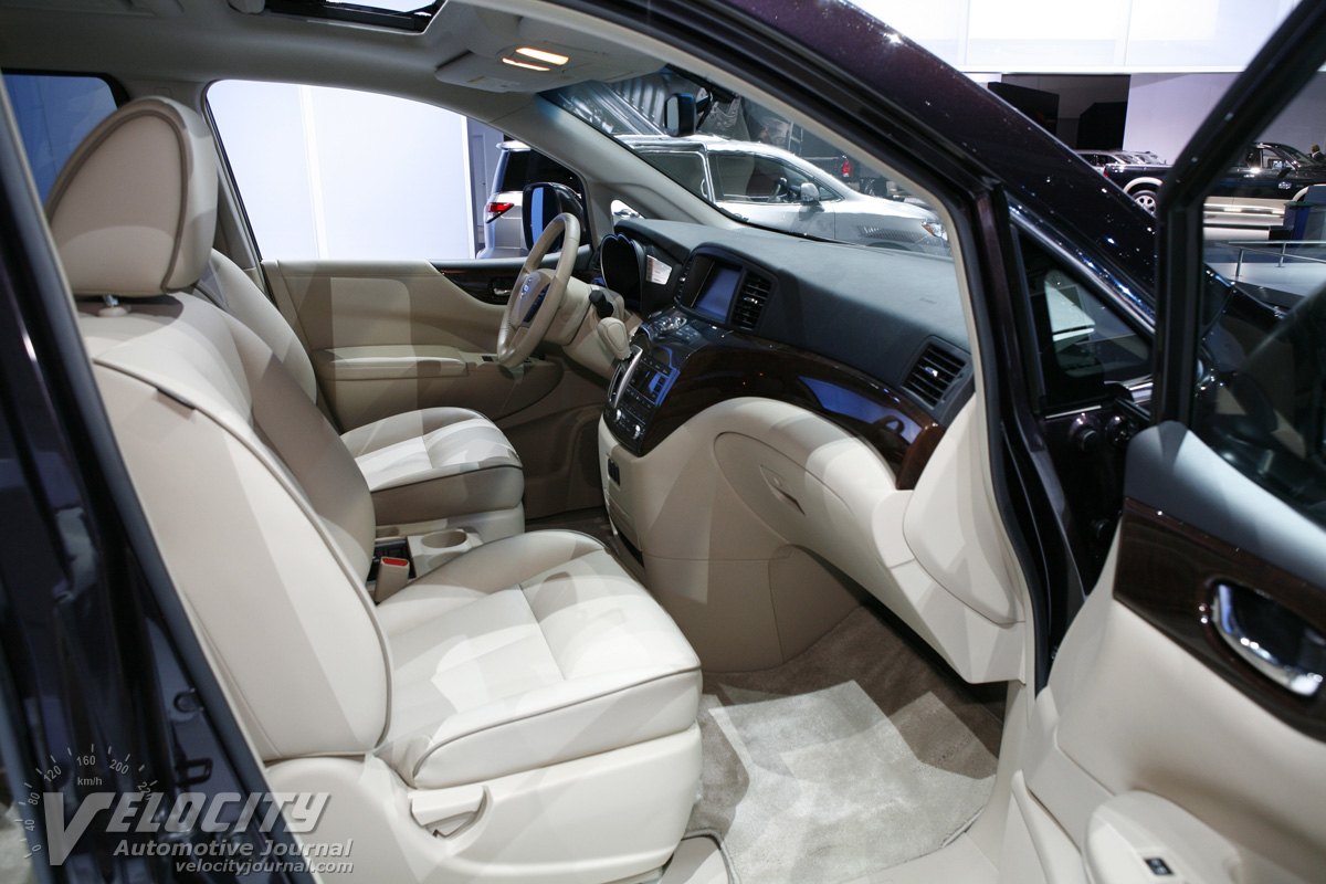 Picture of 2011 nissan quest 2011 nissan quest interior vanachro Gallery