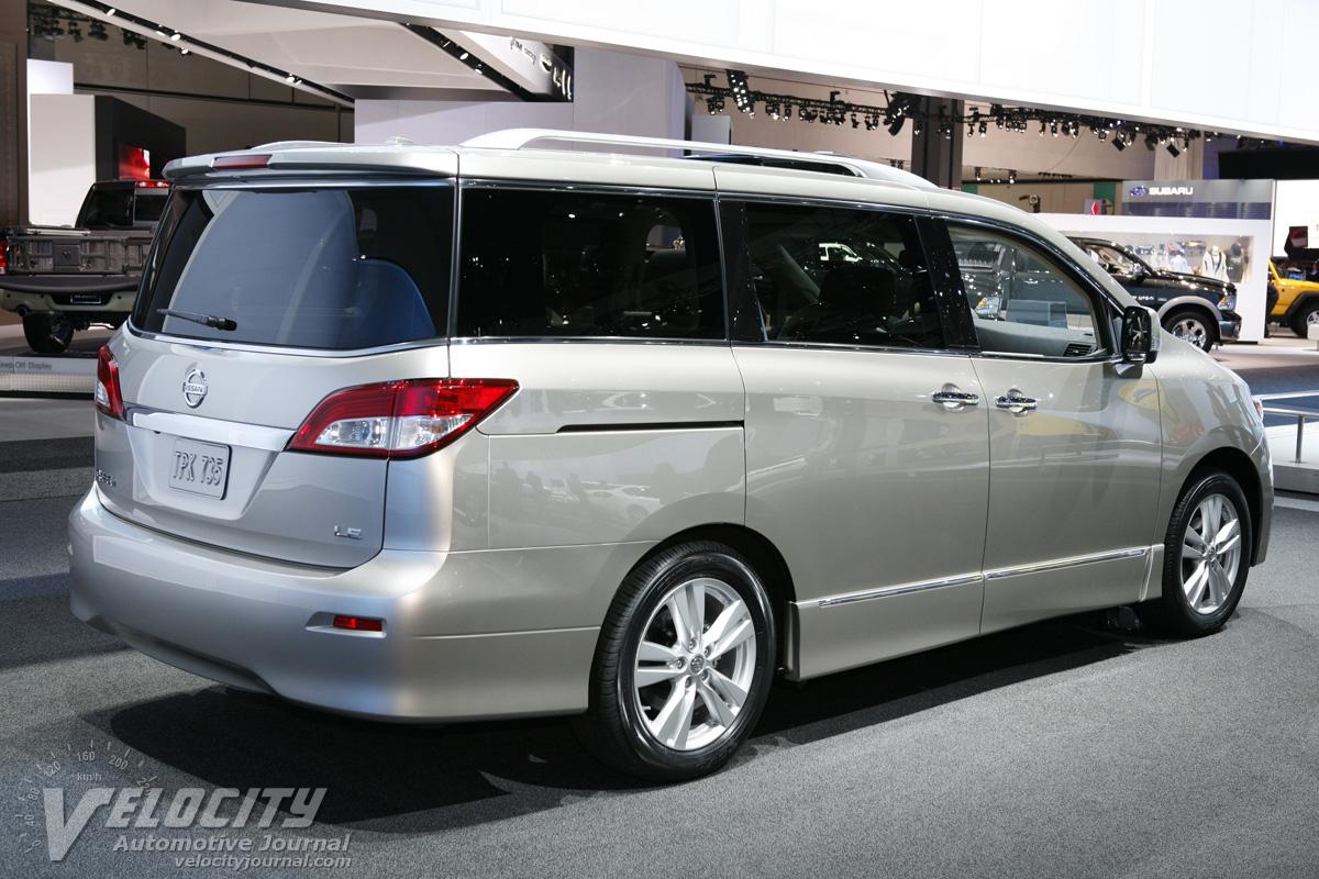 2011 Nissan Quest pictures