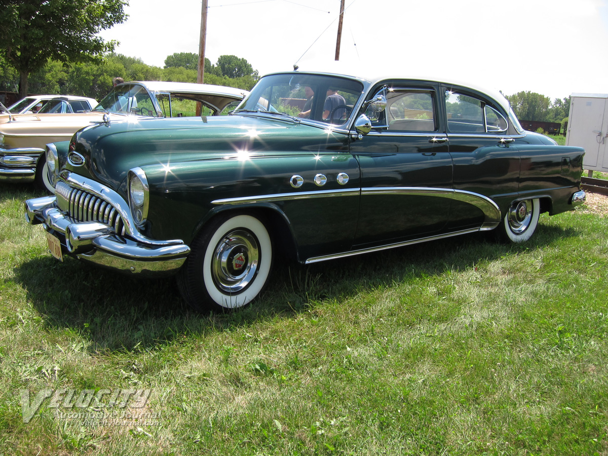 1953 buick special information