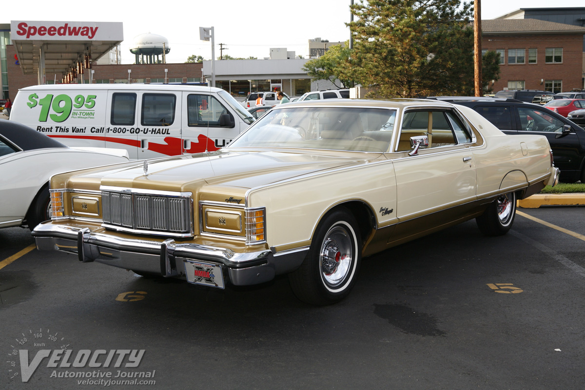 1976 Mercury Grand Marquis 2d hardtop