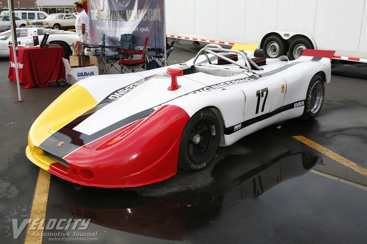 1969 Porsche 908/2