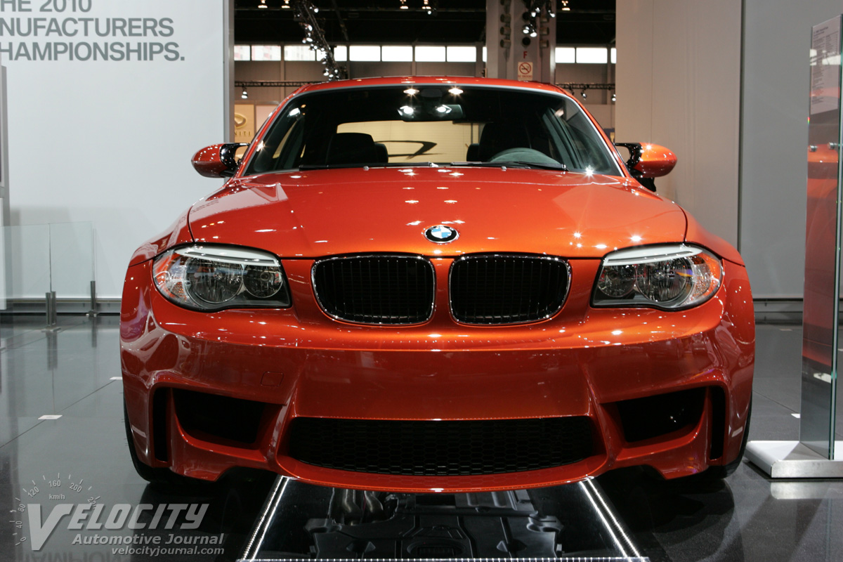 2011 BMW 1-Series Coupe