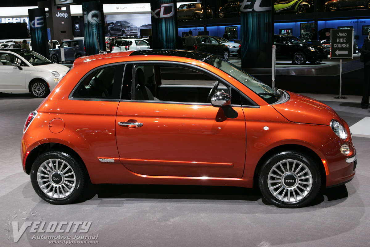 2012 Fiat 500