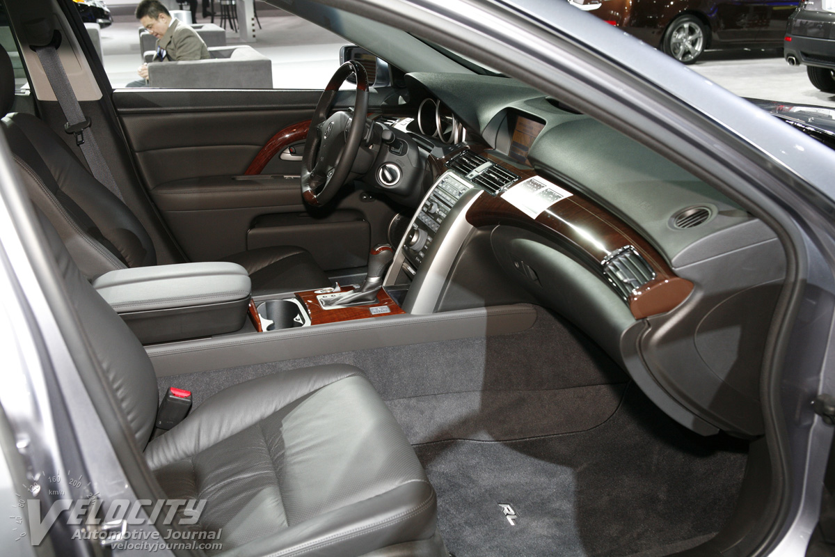 2011 acura rl pictures