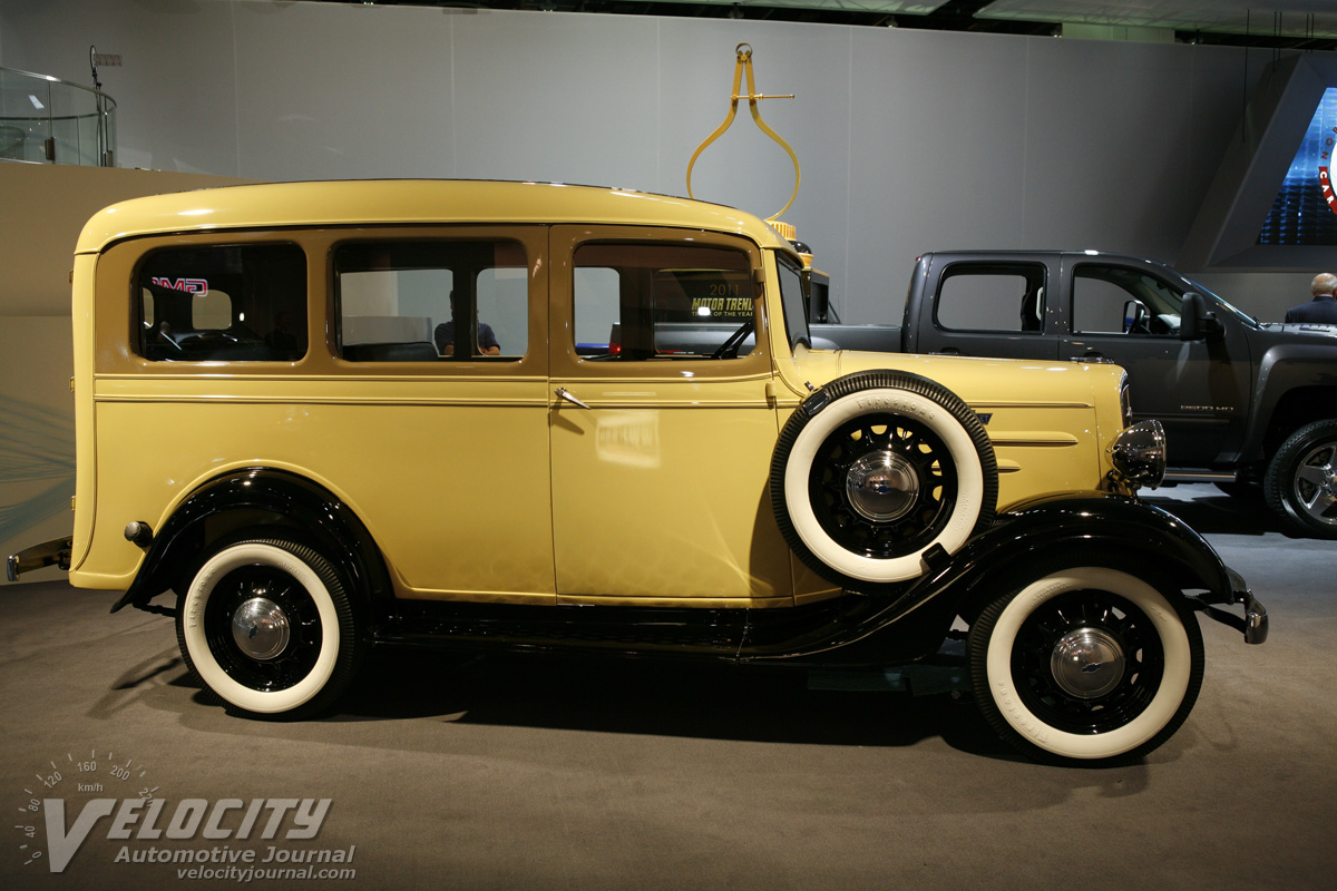 how to make chevy 1936