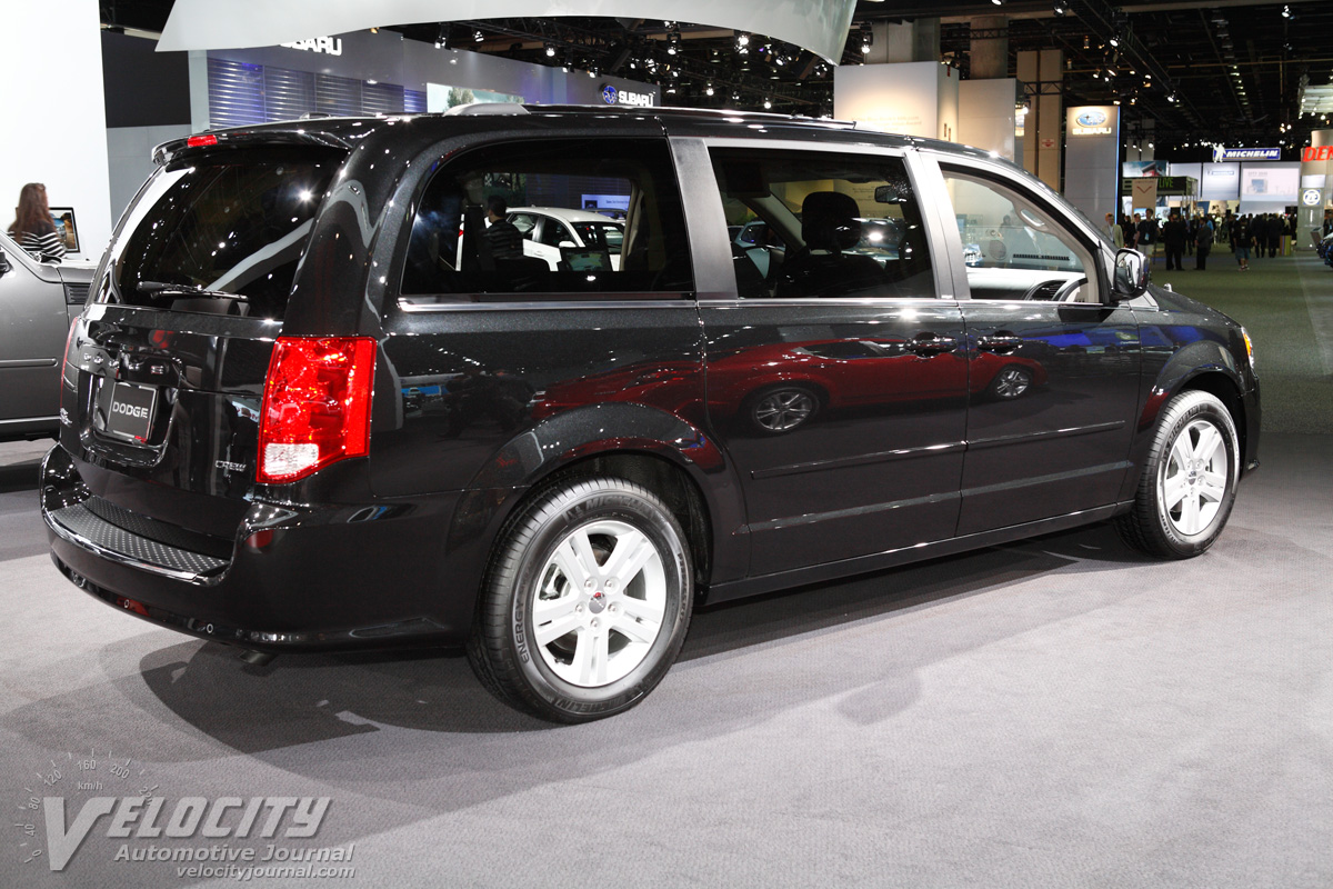 picture of 2011 dodge grand caravan. Cars Review. Best American Auto & Cars Review