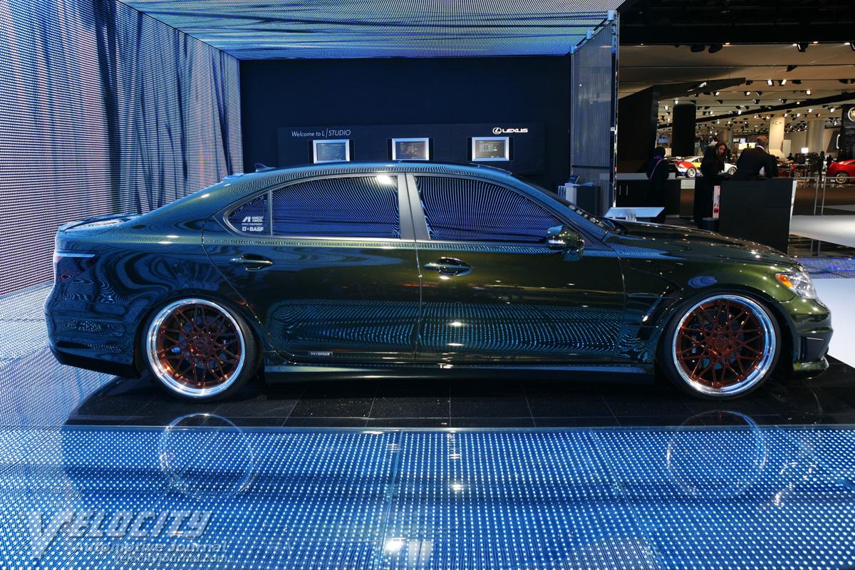 2010 Lexus LS 600h L by Fox Marketing