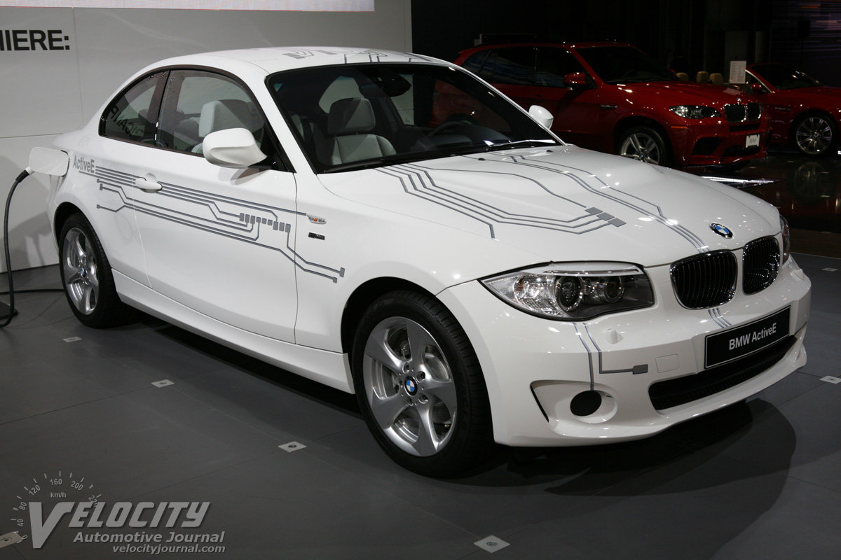 2012 BMW ActiveE