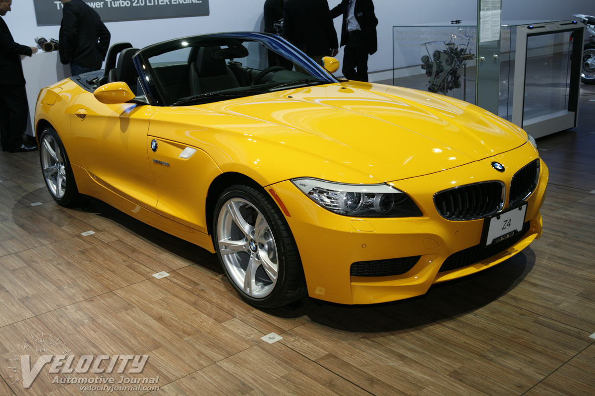 Picture Of 2012 Bmw Z4 Roadster