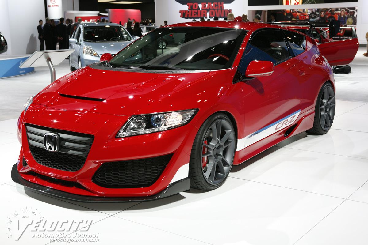 2010 Honda Cr Z Hybrid R Concept By Performance Development