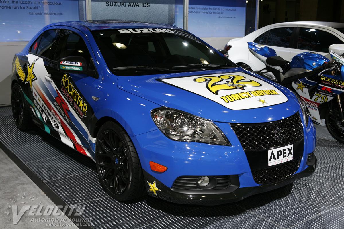 2011 Suzuki Kizashi Apex