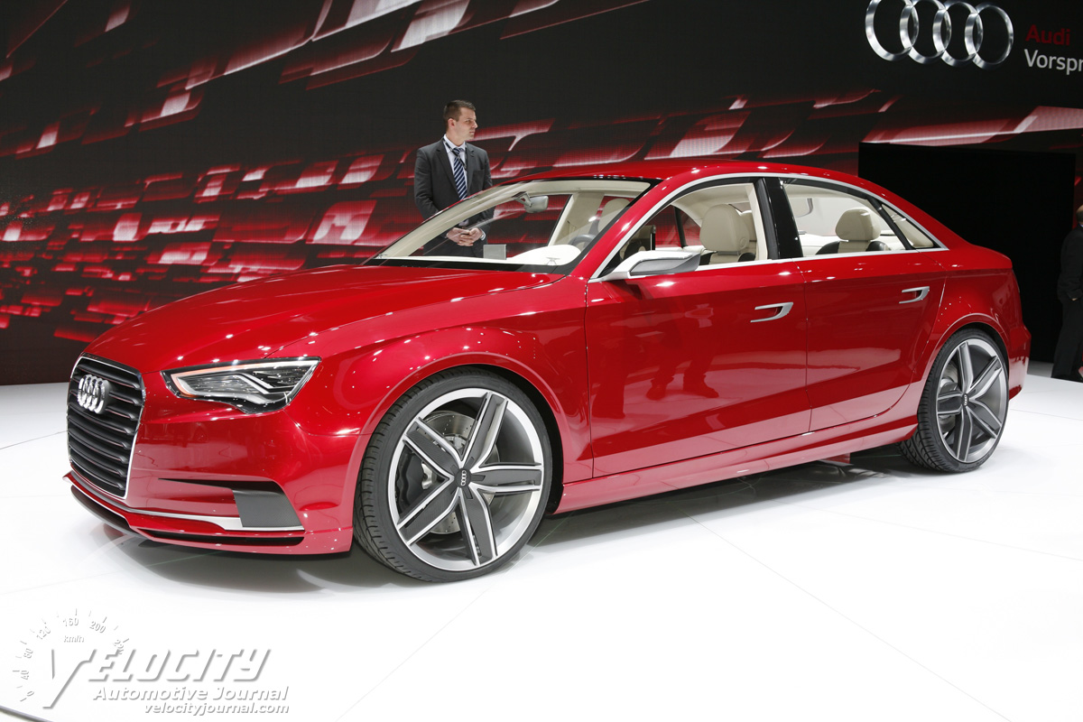 Picture of 2011 Audi A3 Concept