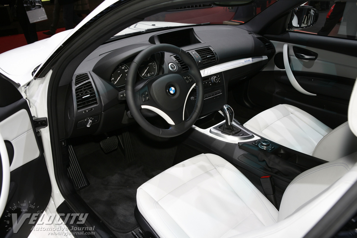 2010 BMW Concept ActiveE Interior