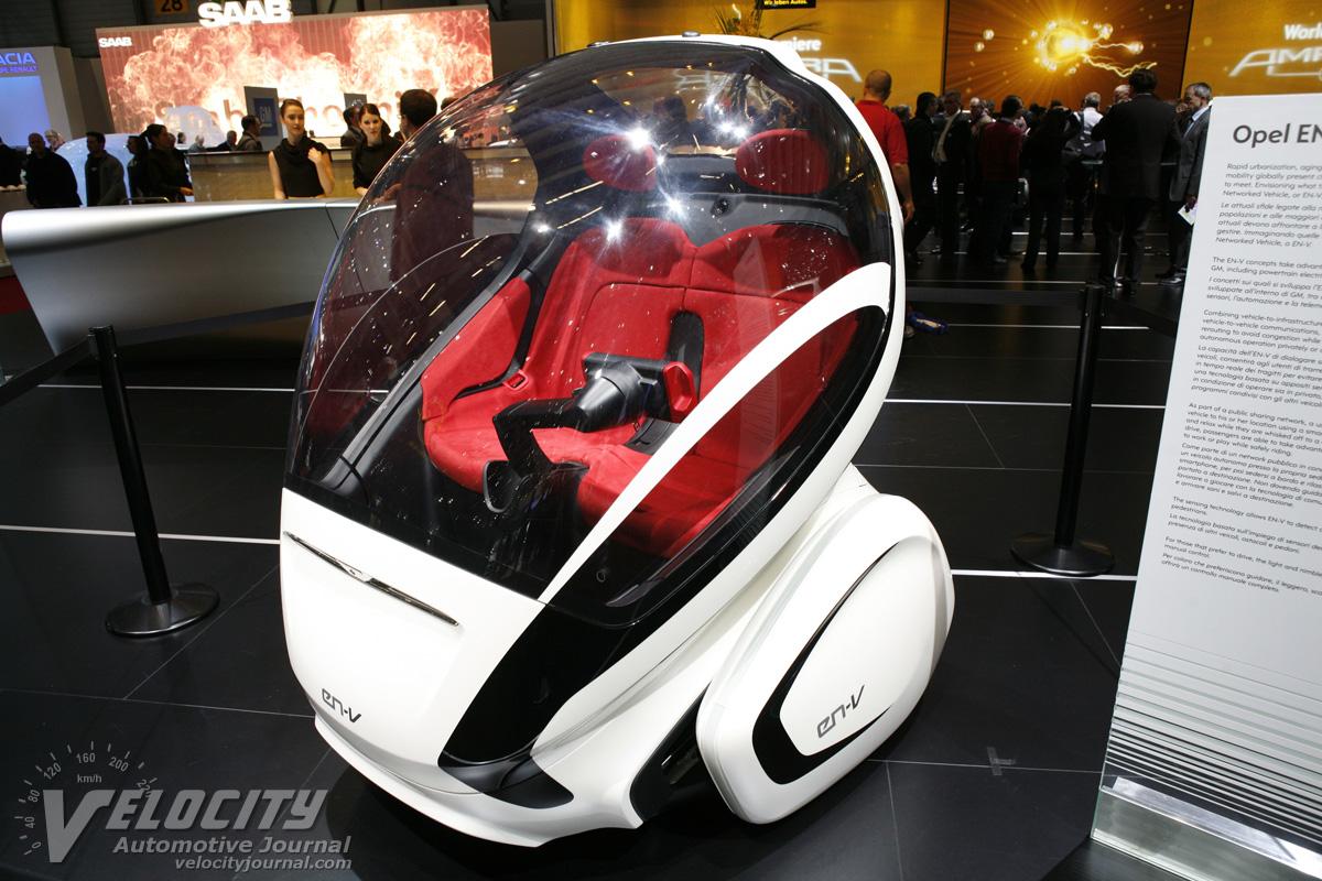 2010 GM EN-V