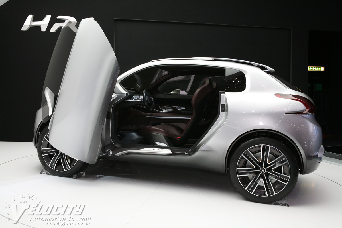 2010 Peugeot HR1