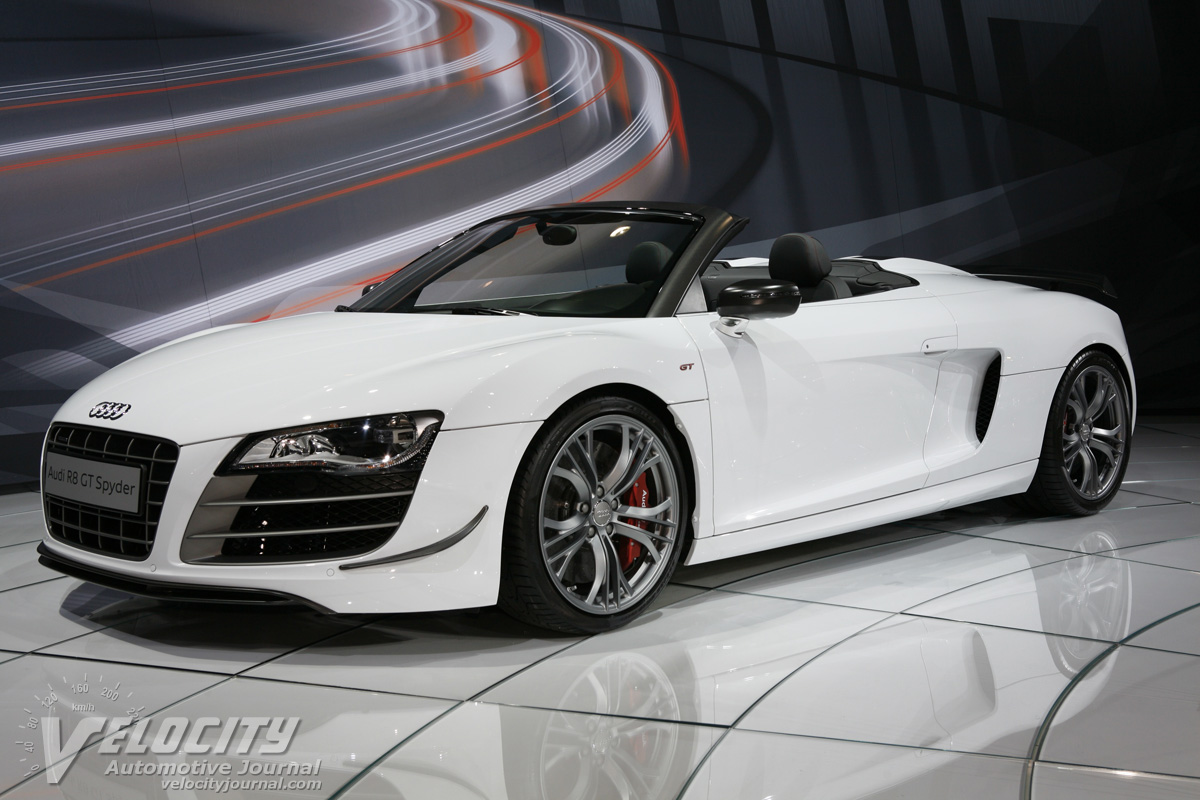 Picture Of 2012 Audi R8 Spyder