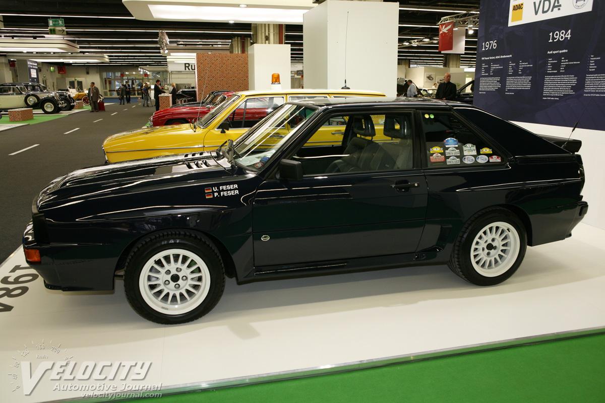 Picture Of 1984 Audi Sport Quattro
