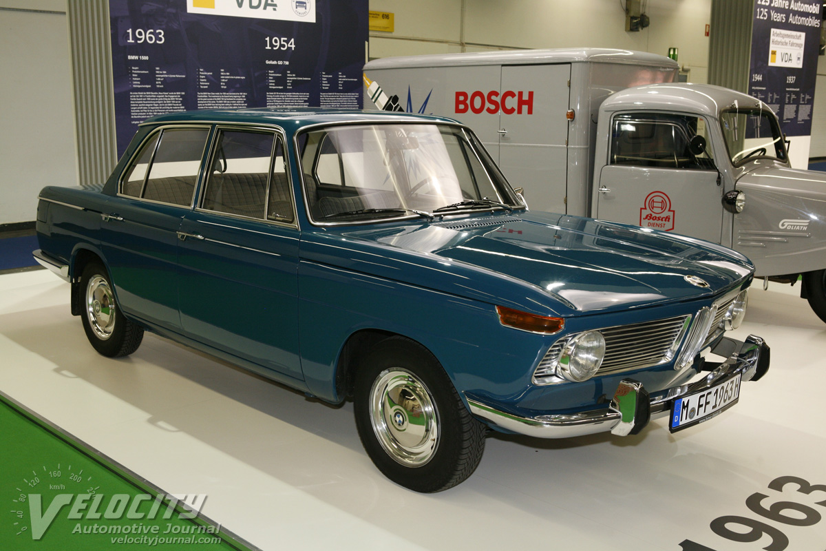 Picture Of 1963 Bmw 1500