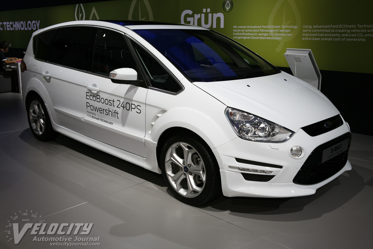 2012 ford s max information. Black Bedroom Furniture Sets. Home Design Ideas