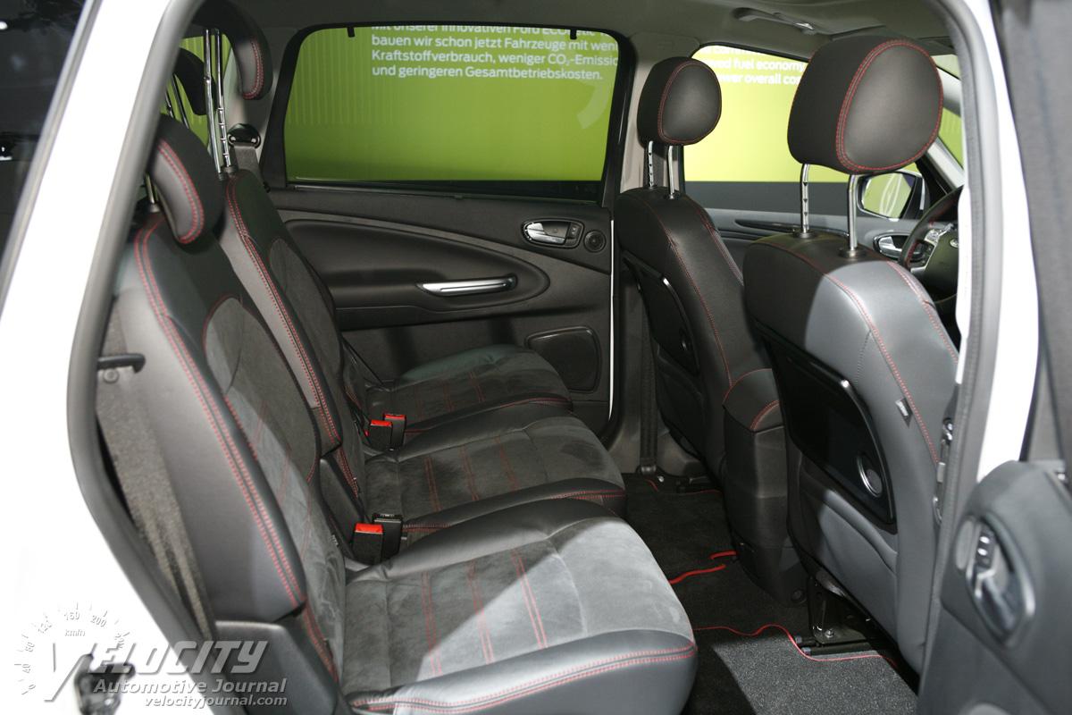 2012 Ford S Max Interior