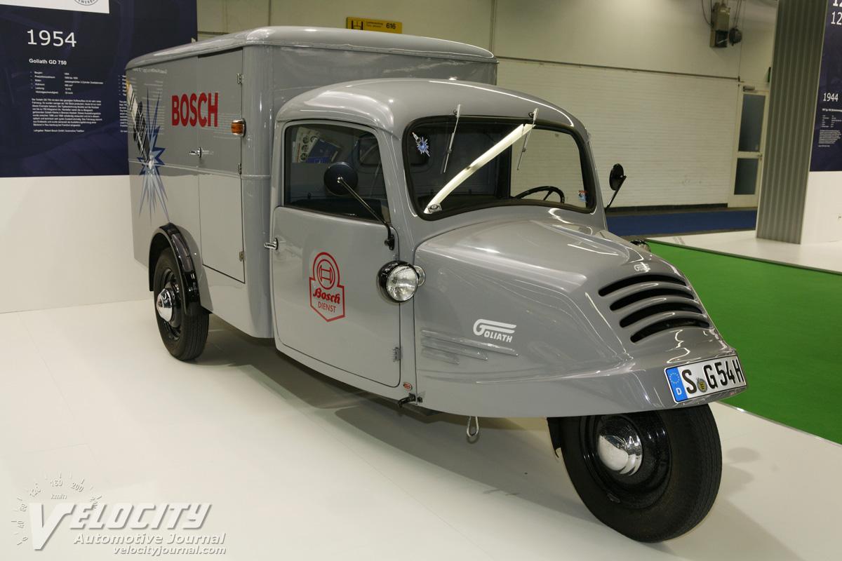 1954 Goliath GD 750