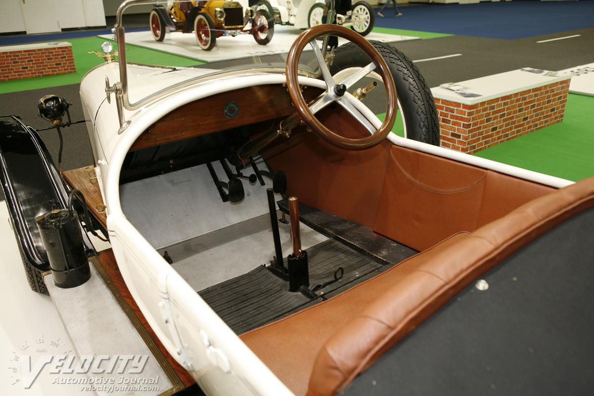 1922 Koco 4/12 PS (HK 1) Interior