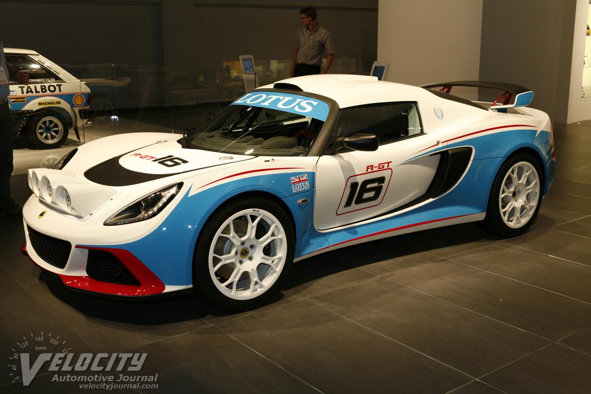 2012 Lotus Exige R-GT