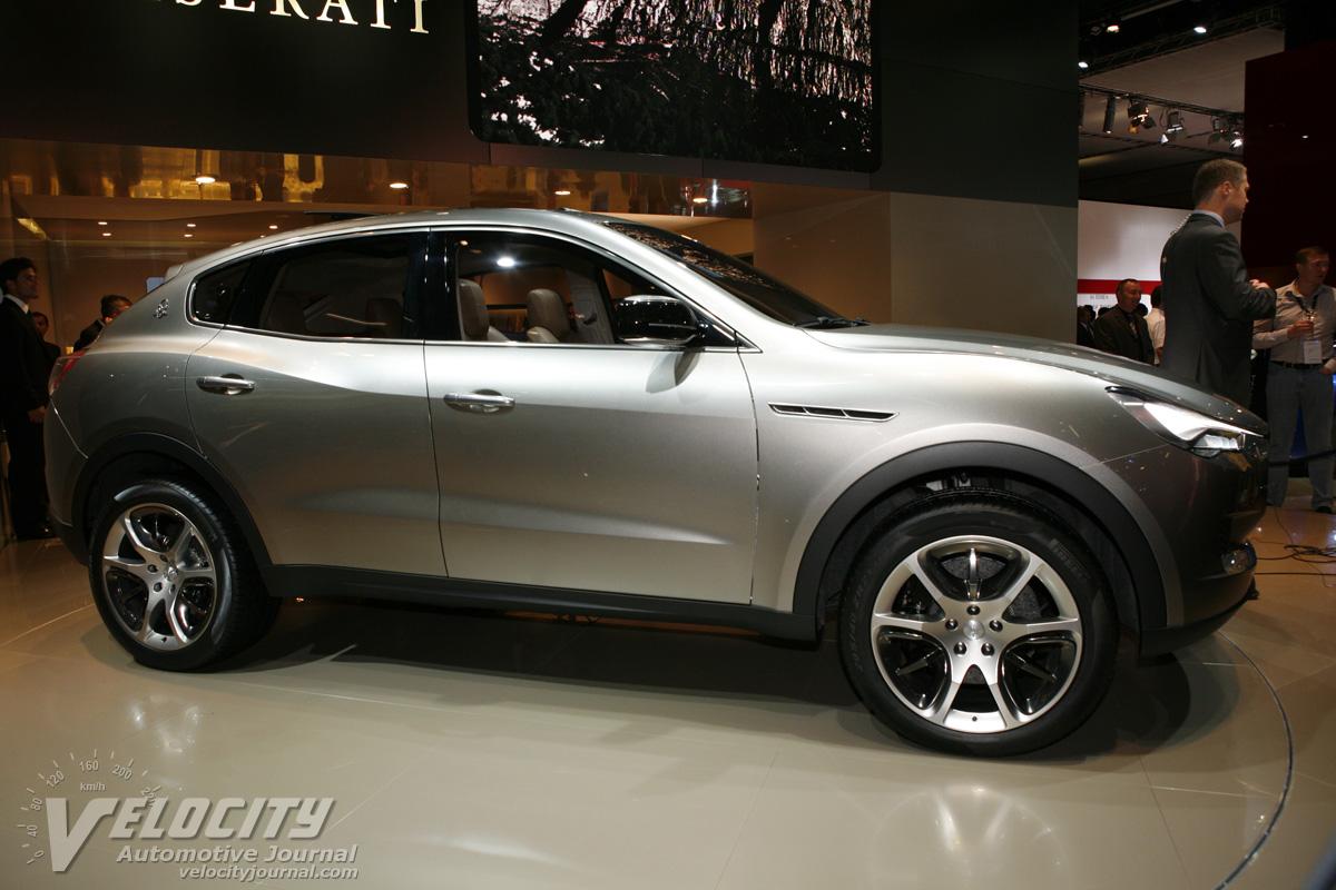 2011 Maserati Kubang