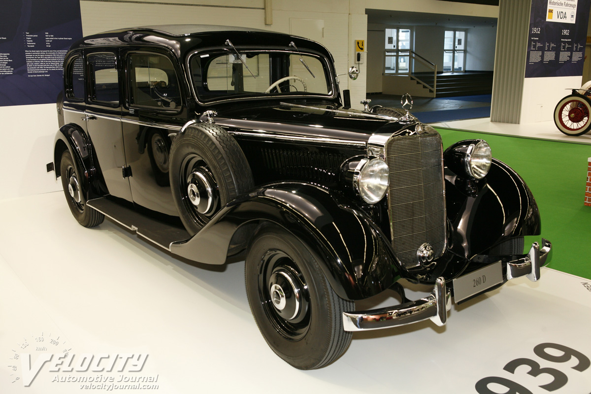 1939 Mercedes-Benz 260 d